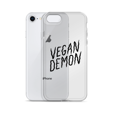 iPhone Case Vegan Demon