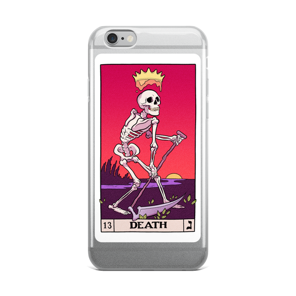 iPhone Case Death