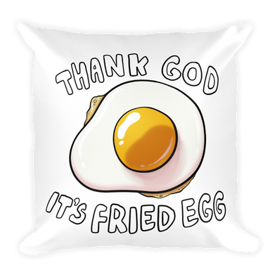 Pillow Friedegg