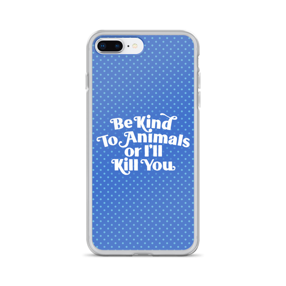 iPhone Case Be Kind