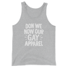 Unisex  Tank Gay Apparel