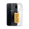 Samsung Case Black Flame