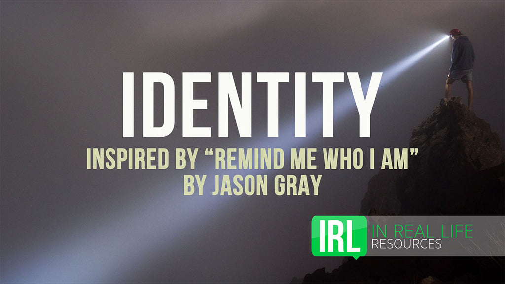 Indentity - Jason Gray