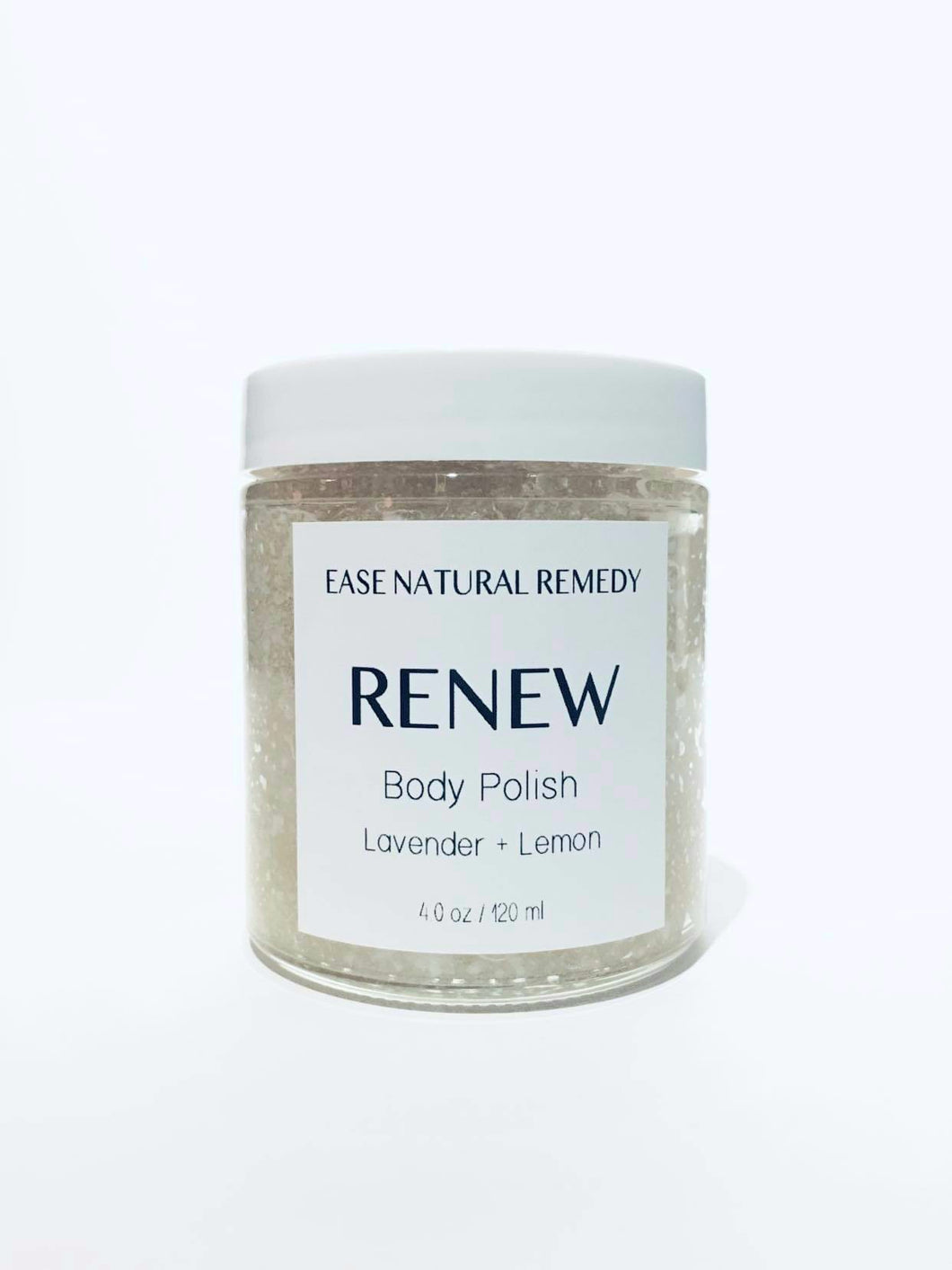 RENEW - Body Polish  (Lavender + Lemon)