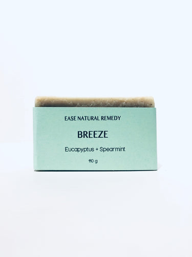 BREEZE Soap Bar (Eucalyptus + Spearmint)