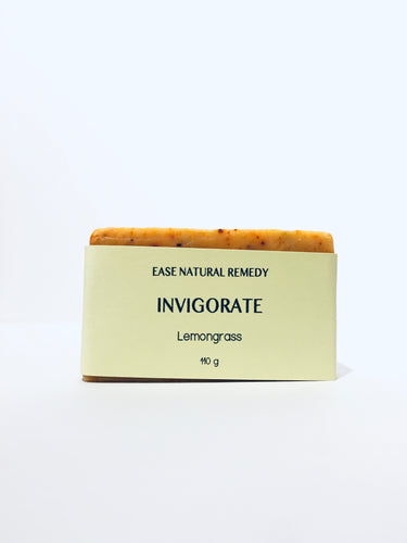 INVIGORATE Soap Bar (Lemongrass)