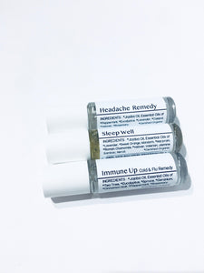 Headache Remedy Roll-On