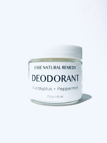 DEODORANT - All Natural & Organic Deodorant Cream / No Aluminum