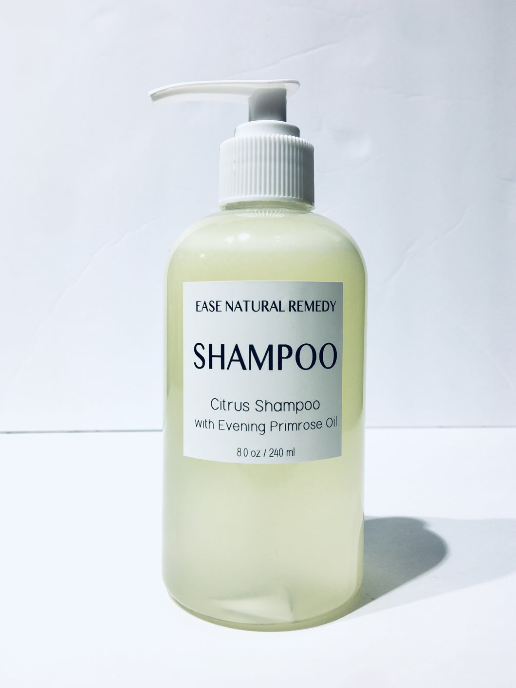 SHAMPOO - 100% Natural Citrus Shampoo