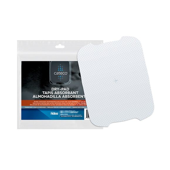 Pack of 10 Dry Pads - WS