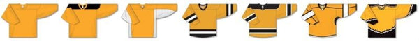 Blank Hockey Jerseys