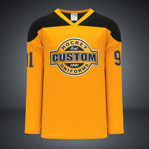 H6100 Practice Style Custom Hockey Jerseys