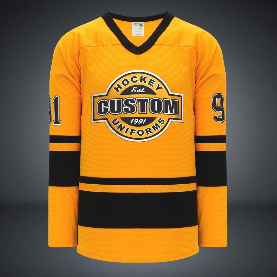 H6400 League Style Custom Hockey Jerseys