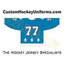 Le Team Blue Jerseys (ZH102-QUE852C)
