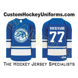 Mullets Hockey Club Blue (H6400-206)