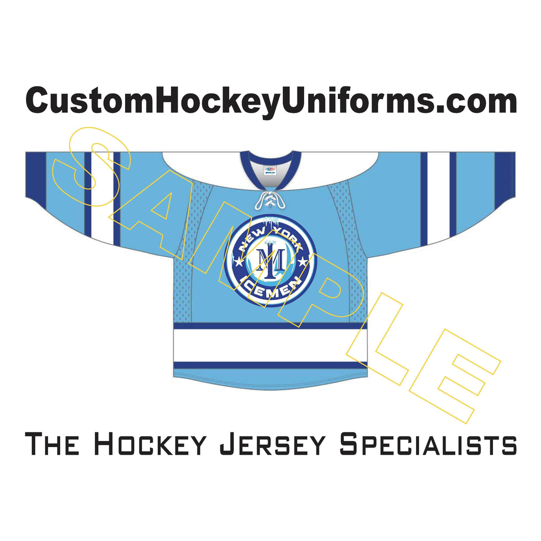 New York Ice Men Blue (H550C-PIT828C)