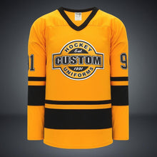 H6400 Midweight League Style Custom Hockey Jerseys