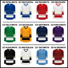 H6400 Midweight League Style Custom Hockey Jerseys Page 1