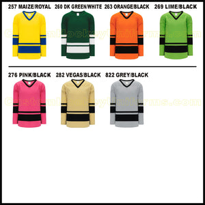 H6400 Midweight League Style Custom Hockey Jerseys Page 2