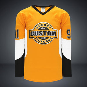 H6600 Midweight League Style Custom Hockey Jerseys