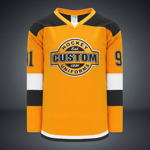 H7400 Heavyweight League Style Custom Hockey Jerseys