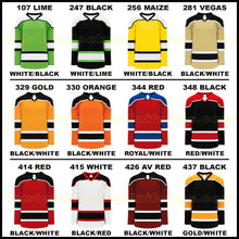 H7500 Heavyweight League Style Custom Hockey Jerseys
