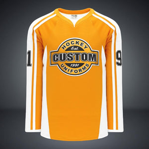 H7600 Heavyweight League Style Custom Hockey Jerseys