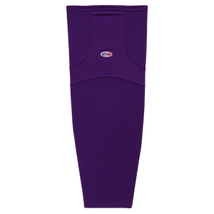 HS1100-010 Purple Hockey Socks