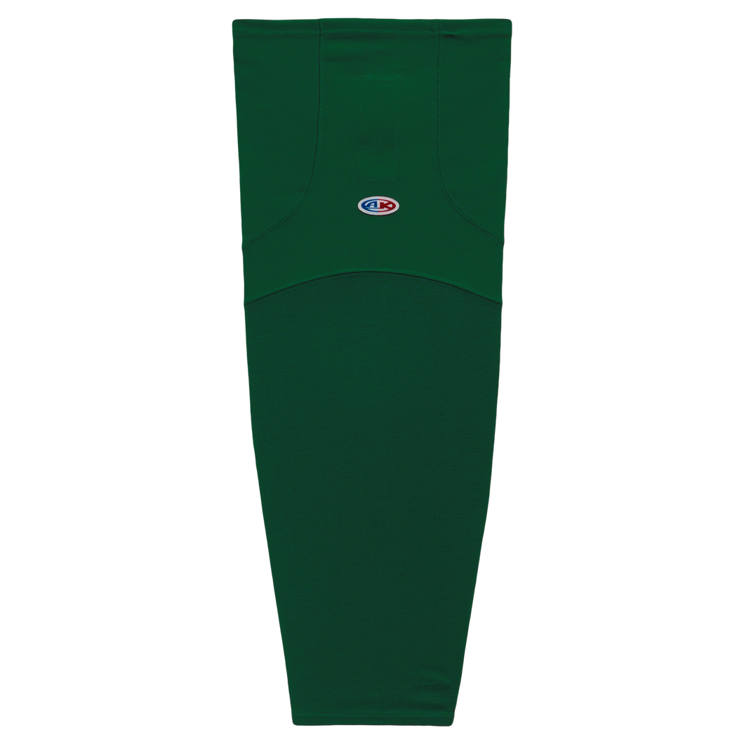 HS1100-029 Dark Green Hockey Socks