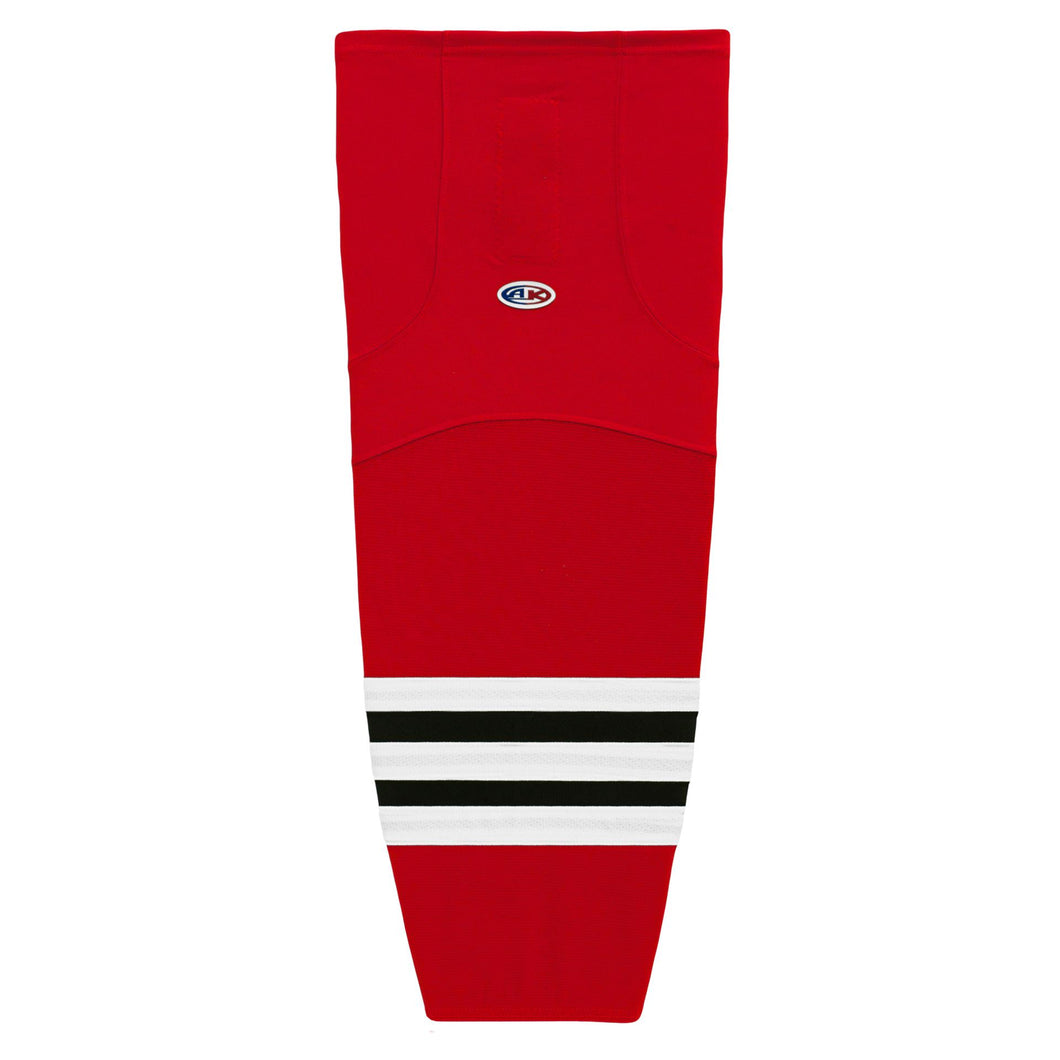 HS2100-304 Chicago Blackhawks Hockey Socks