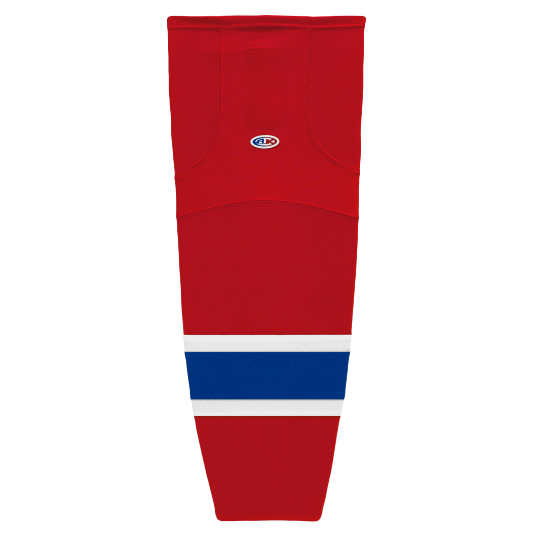 HS2100-308 Montreal Canadiens Hockey Socks