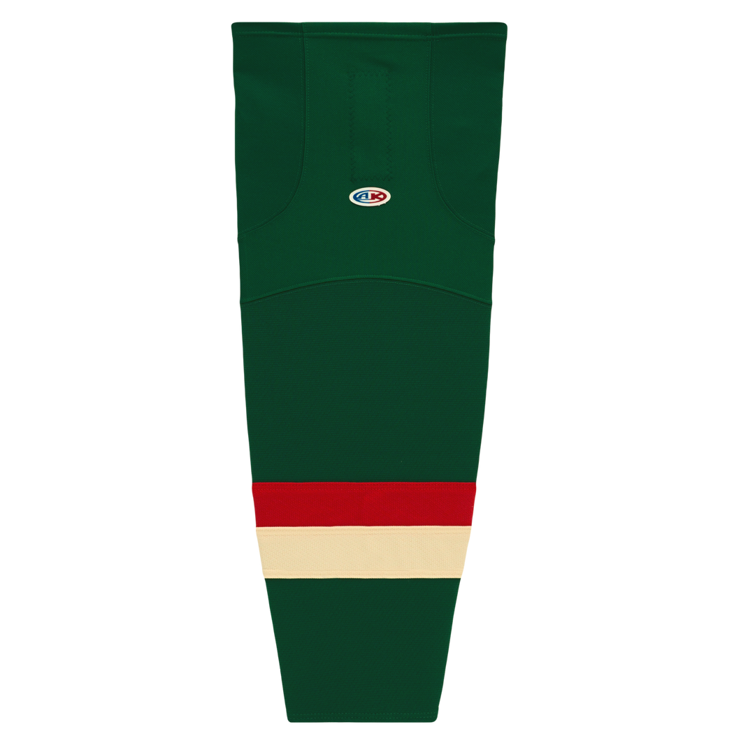 HS2100-588 Minnesota Wild Hockey Socks