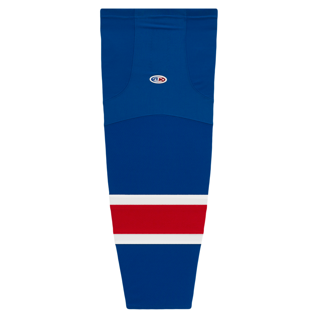 HS2100-812 New York Rangers Hockey Socks