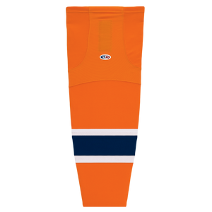 HS2100-819 Edmonton Oilers Hockey Socks
