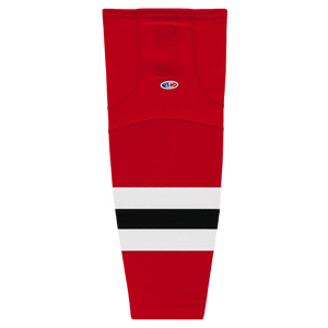 HS2100-866 New Jersey Devils Hockey Socks