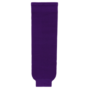 HS630-010 Purple Hockey Socks
