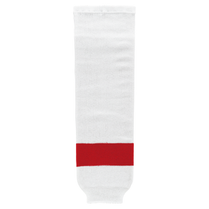 HS630-203 Detroit Red Wings Hockey Socks