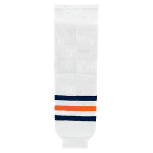 HS630-371 Edmonton Oilers Hockey Socks