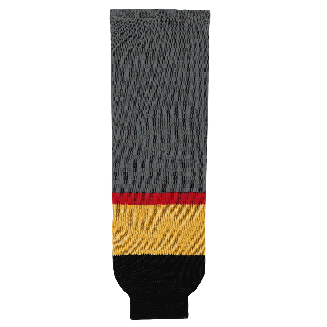 HS630-394 Vegas Golden Knights Hockey Socks