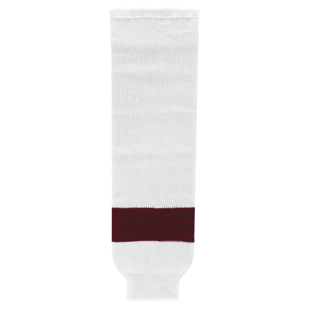 HS630-481 Peterborough Petes Hockey Socks