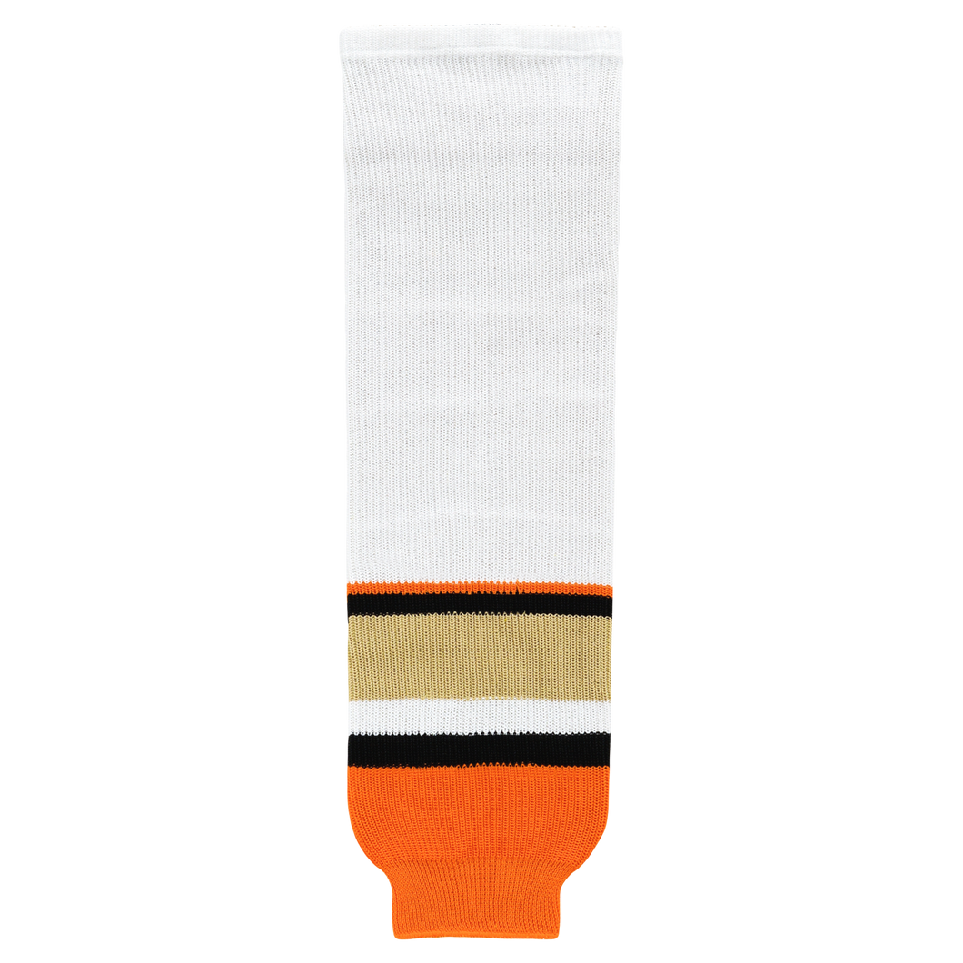 HS630-539 Anaheim Ducks Hockey Socks