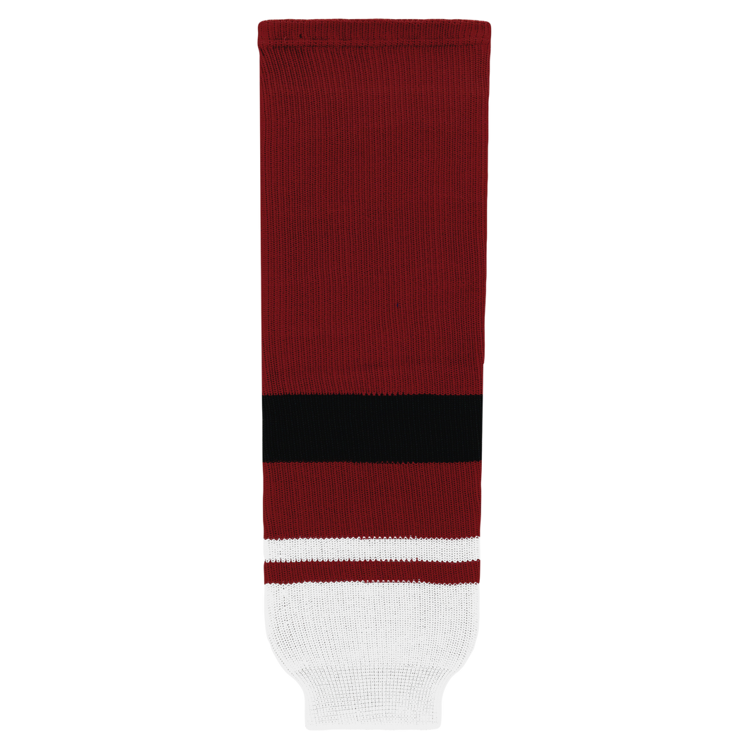 HS630-582 Arizona Coyotes Hockey Socks