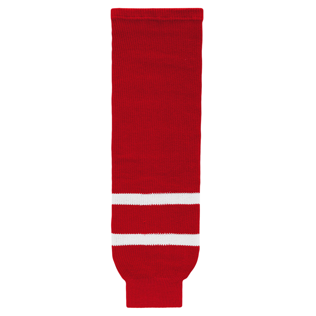HS630-802 Team Canada Hockey Socks