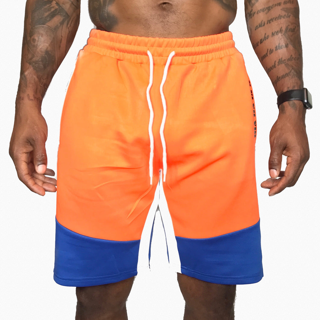 Pop of color shorts