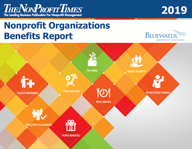 2019 Nonprofit Organizations Benefits Report