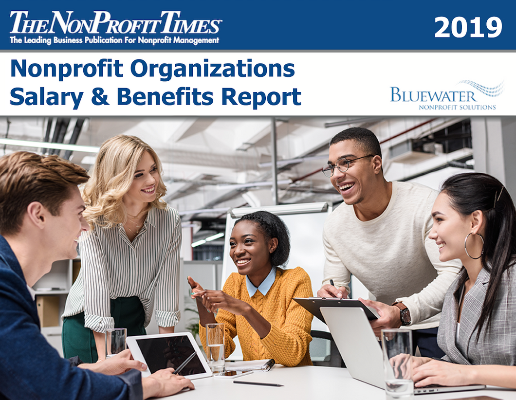 2019 Nonprofit Organizations Salary and Benefits Report
