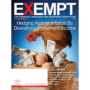 Complementary Exempt Magazine Print Subscription
