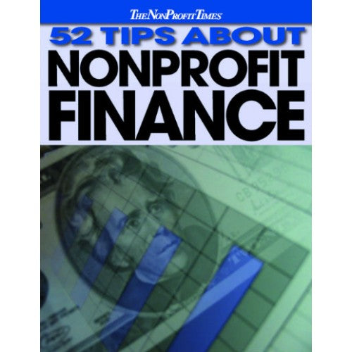 52 Tips About Nonprofit Finance