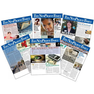 Print Subscription to The NonProfit Times