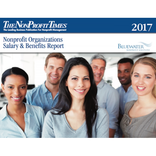 2017 Nonprofit Organizations Salary and Benefits Report